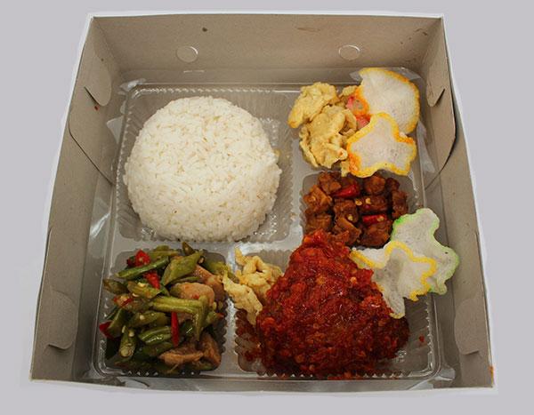 Adora Catering Paket Mantap 7