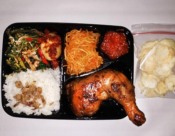 Adora Catering Nasi Ayam Bakar