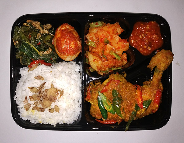 Adora Catering Nasi Ayam Bali
