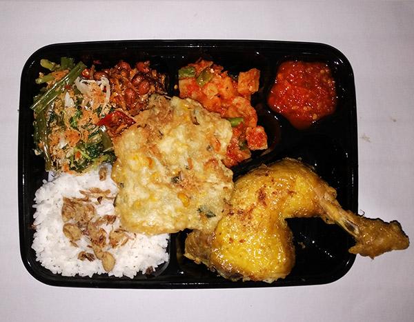 Adora Catering Nasi Ayam Goreng 1