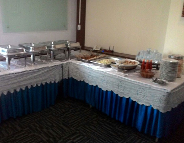 Adora Catering Buffet Display