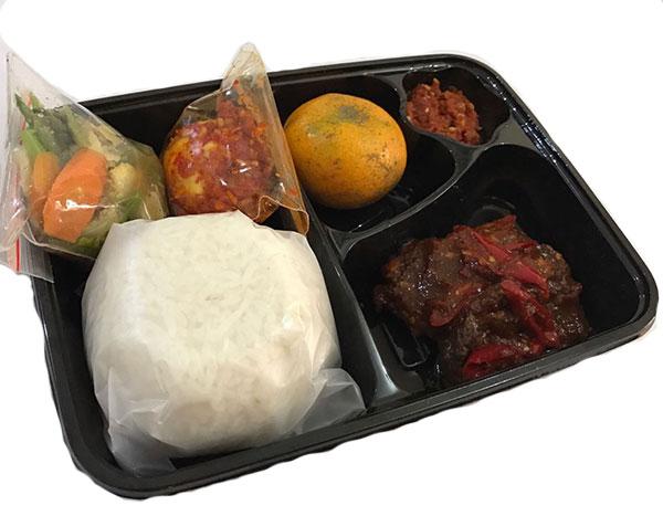 Adora Catering Paket Daging Bumbu Rempah