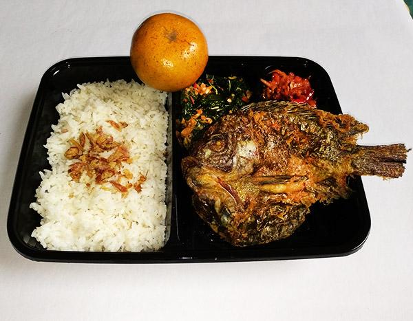 Adora Catering Nasi Ikan Goreng