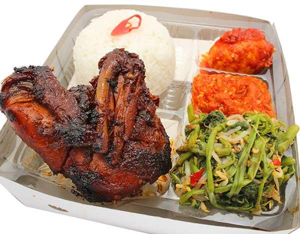 Adora Catering Menu Ayam Bakar Taliwang