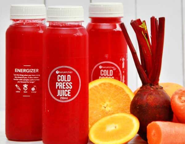 Cold Press Juice Energizer