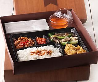 Boga Catering Boga Bento Box A