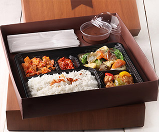Boga Catering Boga Exclusive Box A