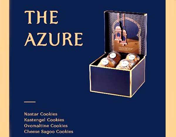 Boga Catering The Azure