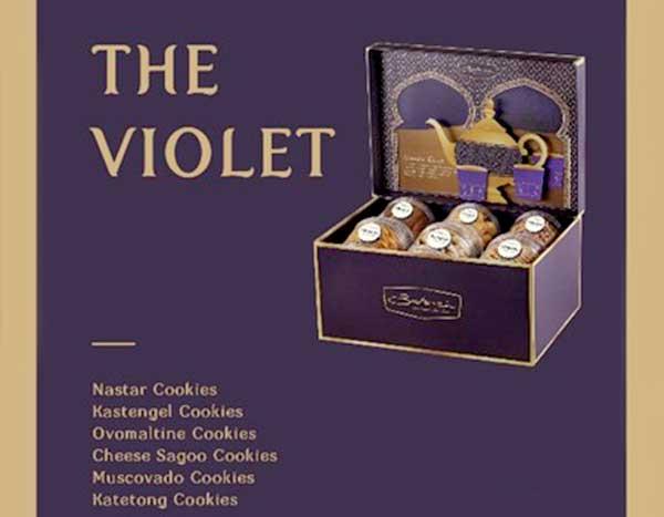 Boga Catering The Violet