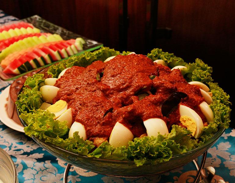 Boga Catering Asinan