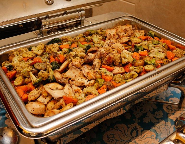 Boga Catering Ayam Lada Hitam