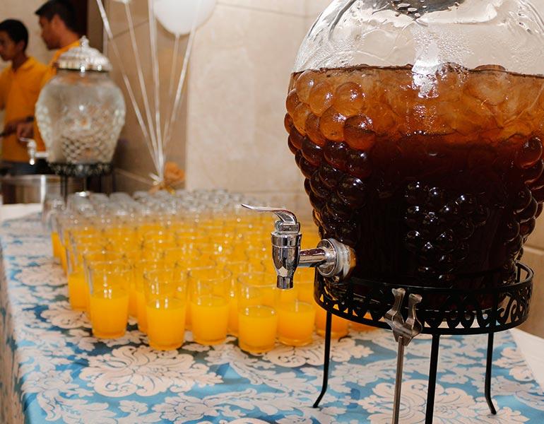 Boga Catering Drink