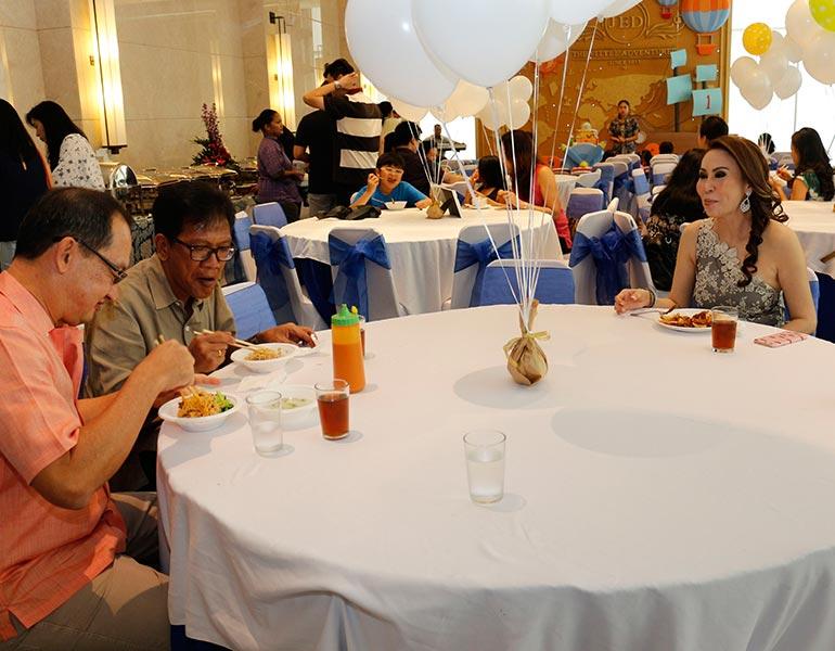Boga Catering Event 1