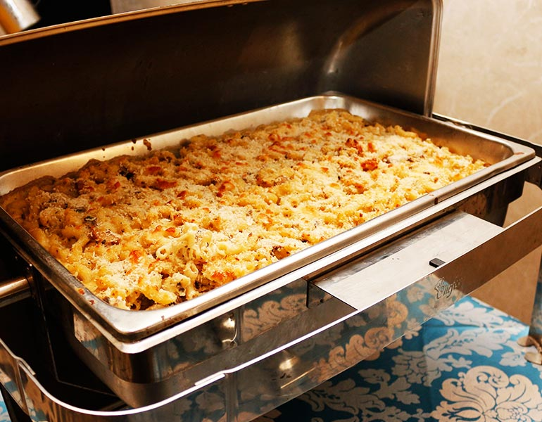 Boga Catering Macaroni