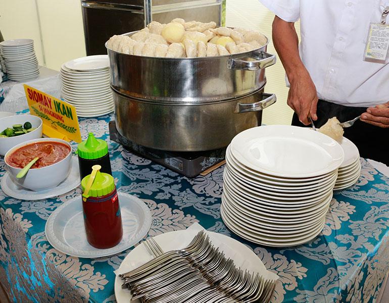 Boga Catering Siomay Ikan