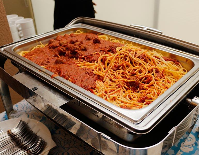 Boga Catering Spaghetti