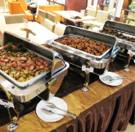 Boga Catering Display Buffet