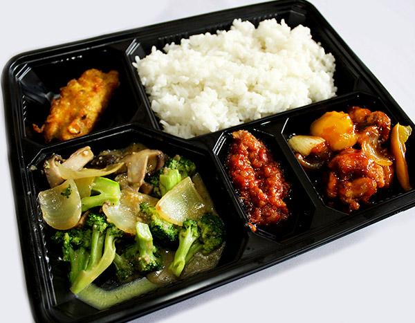 Boga Catering Paket Ayam Teriyaki