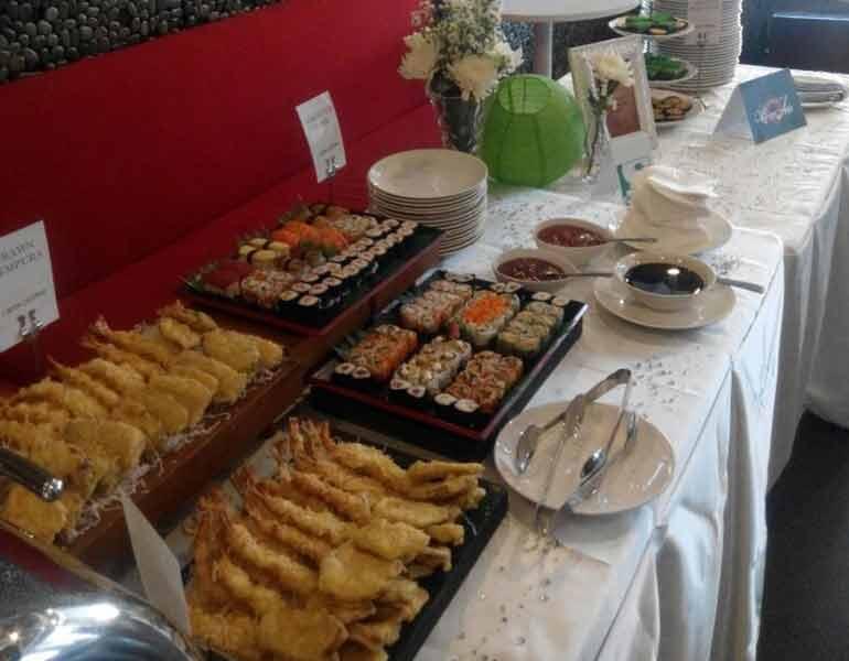 Boga Catering Tempura & Sushi