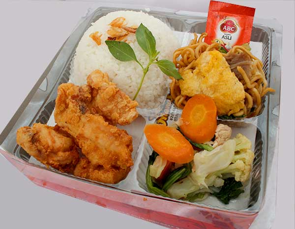 Paket Hemat Lunch Box