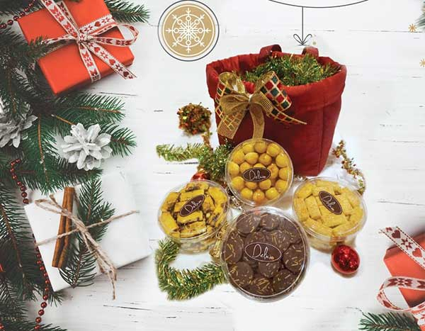 Luxury Cookies Package
