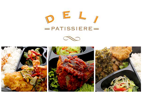 Deli Patissiere By Olive and Capers