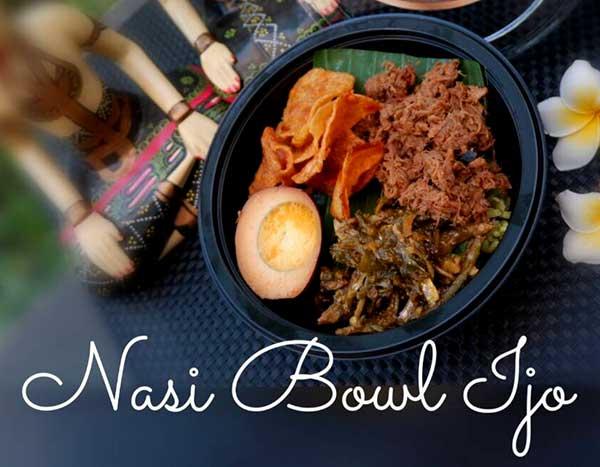 DWangsa Nasi Bowl Ijo