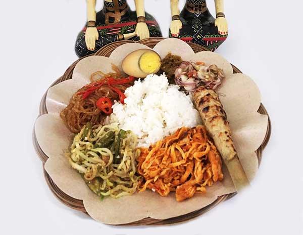 DWangsa Nasi Bali Plencing Ayam