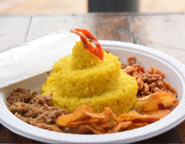DWangsa Nasi Kuning Langgi