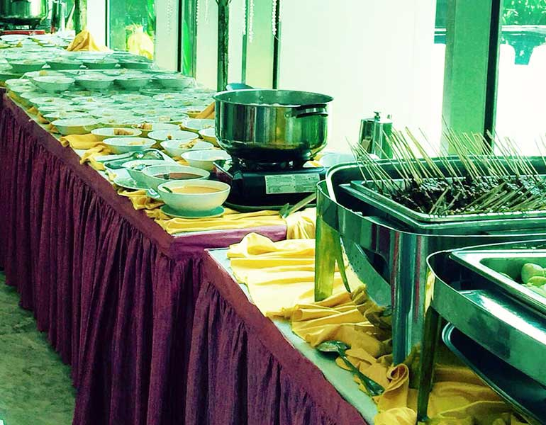 Els Catering Display Buffet