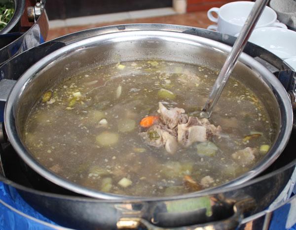 Els Catering Sop Iga Kambing