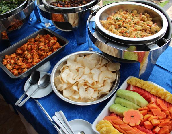 Els Catering Display Buffet