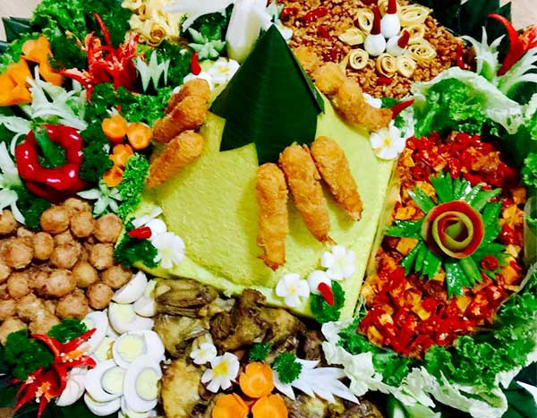 Els Catering Tumpeng Kuning