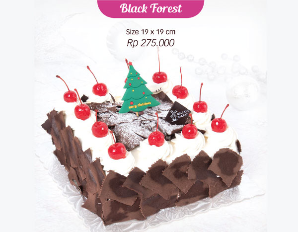 Holland Bakery Black Forest