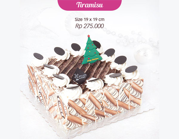 Holland Bakery Tiramisu
