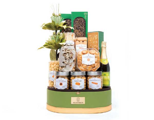 Holland Bakery Luxury Hamper