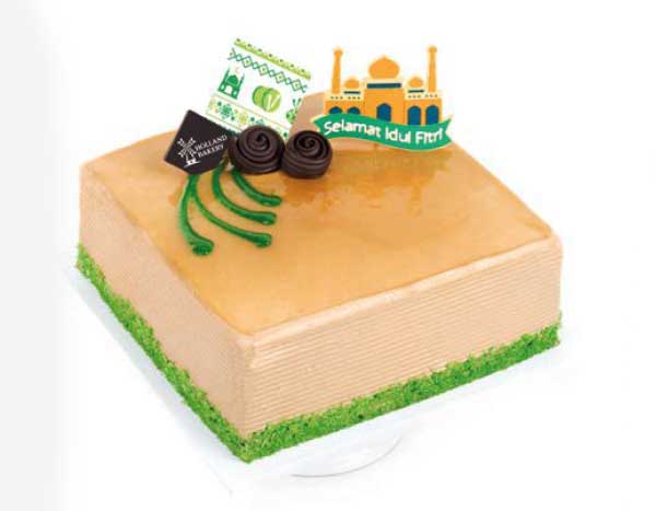 Holland Bakery Mocca Cake I