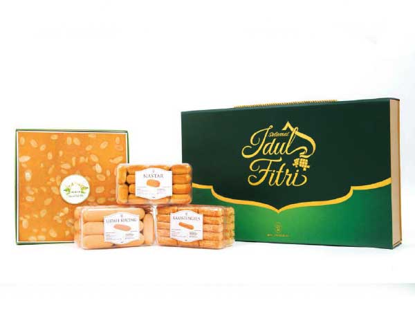 Holland Bakery Rizki Gift Hamper