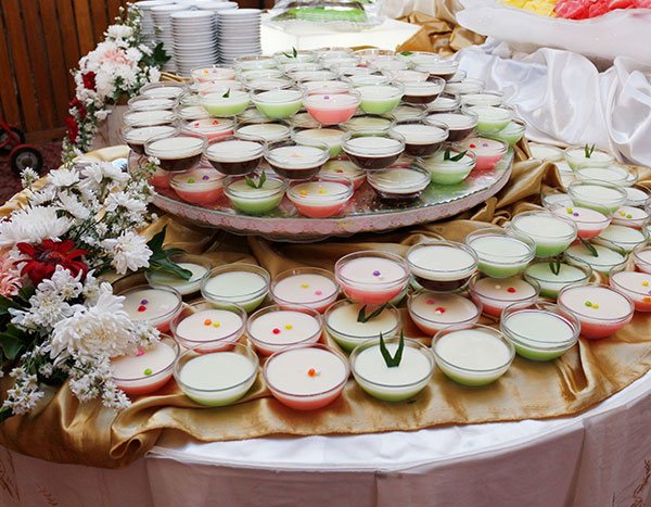 Ibu Djoko Catering Display Dessert
