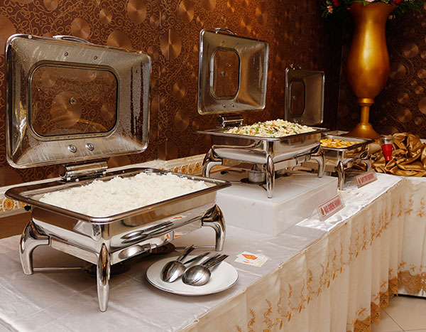 Ibu Djoko Catering Display Buffet