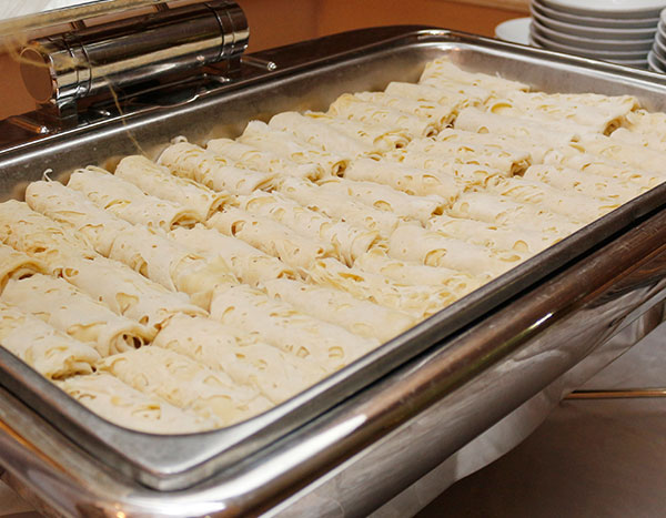 Ibu Djoko Catering Roti Jala