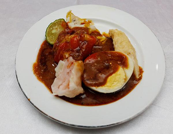 Ibu Djoko Catering Siomay