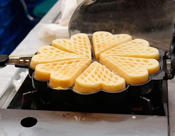 Ibu Djoko Catering Waffle