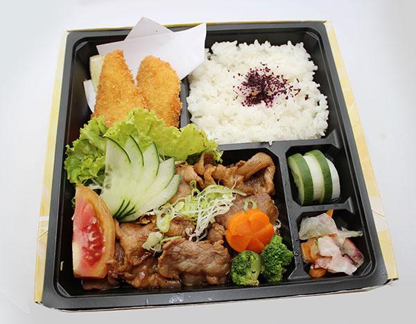 Ichigo Ichie Buta Shoga Yaki Bento (Pork)