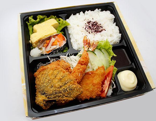 Ichigo Ichie Mix Fry Bento