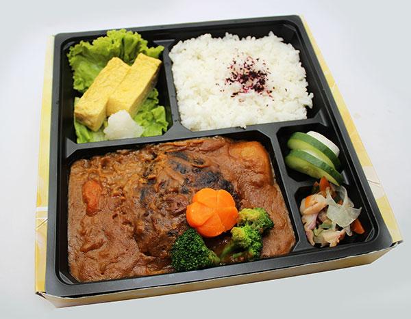 Ichigo Ichie Nikomi Humberg Bento (Beef)