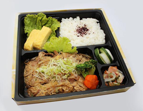 Ichigo Ichie Ton Toji Bento (Pork)