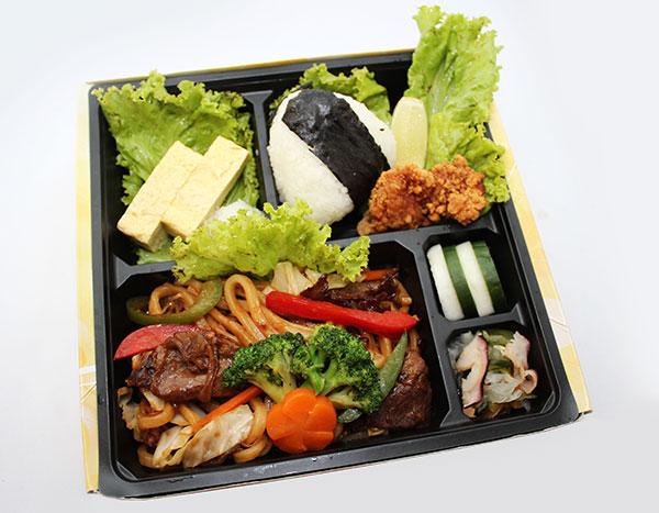 Ichigo Ichie Yaki Udon Bento (Beef)
