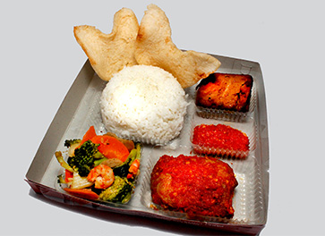 Izza Catering Paket Box A