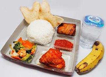 Izza Catering Paket Box B